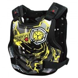 Защитный жилет Scoyco AM06 Black/Yellow