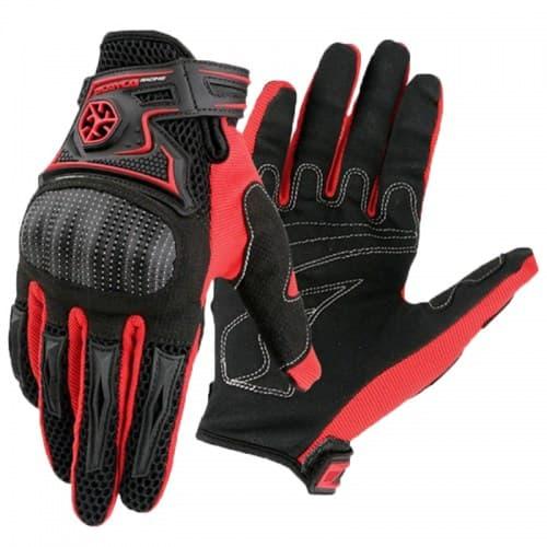 Мотоперчатки Scoyco MC23 Black/Red