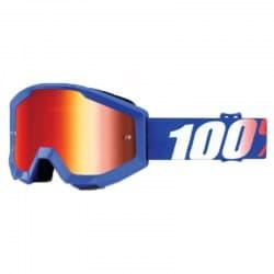 Мотоочки 100% Strata Moto Nation Mirror Red