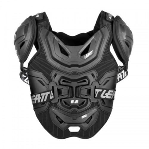 Моточерепаха Leatt Chest Protector 5.5 Pro Black