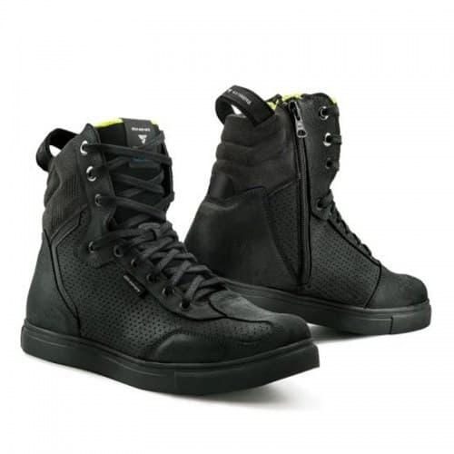 Мотоботинки Shima Rebel WP Black