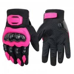 Мотоперчатки Probiker Summer Pink/Black
