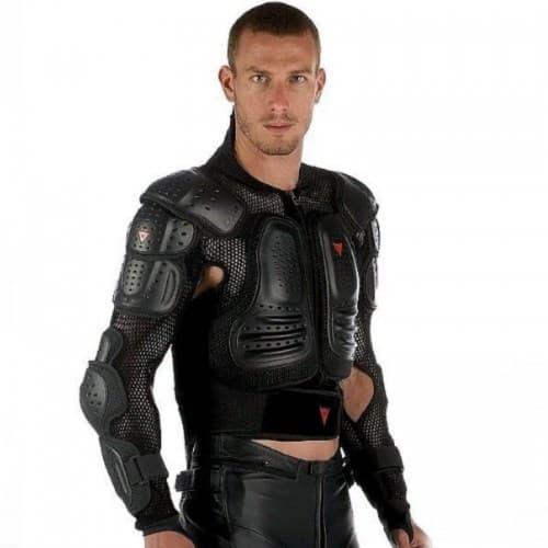 Моточерепаха Dainese Jacket Wave V2 neck Black