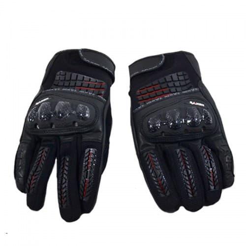 Перчатки Motorace TС-14 Black