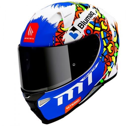 Мотошлем MT Revenge 2 Moto 3