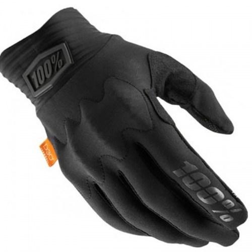 Мотоперчатки 100% Ride Cognito Black