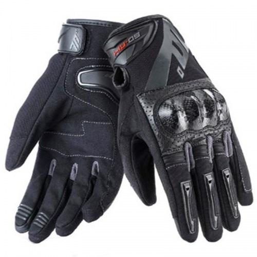 Мотоперчатки Seventy SD-N14 Summer Naked Black-Grey