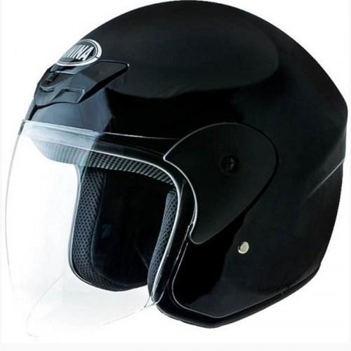 Шлем Motorace SP-08 Black Gloss