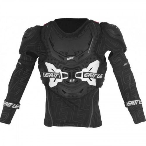 Моточерепаха Leatt Body Protector 5.5 New Junior Black