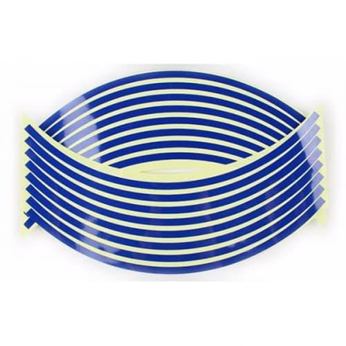 Светоотражающие наклейки на колесные диски