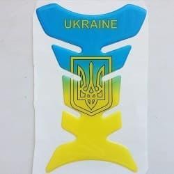 Наклейка на бак Ukraine