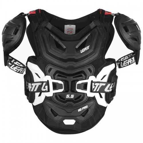 Черепаха Leatt Chest Protector 5.5 Pro HD Black