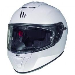 Мотошлем MT Blade 2 SV Solid White