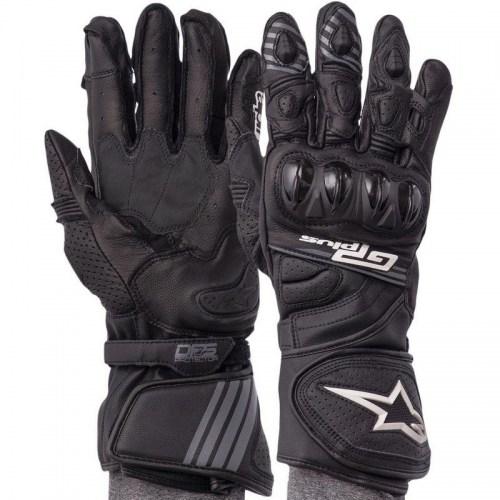 Мотоперчатки Alpinestars Tplus Replica Black