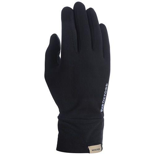 Мотоперчатки Oxford Deluxe Black