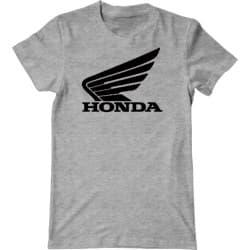 Футболка Honda Grey