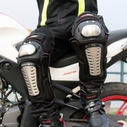 наколенники на мотоцикл