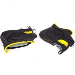 Рукавицы Venom RYK-001 Black/Yellow