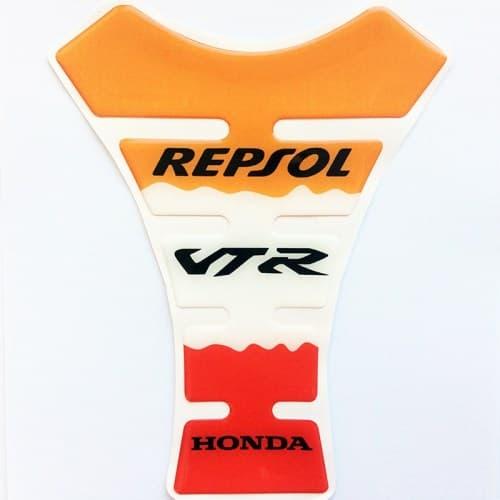 Наклейка на бак мотоцикла GV-065