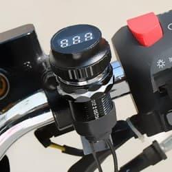 Гнездо USB Motorace PLC-010
