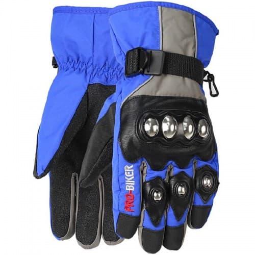 зимние мотоперчатки Probiker TG-01