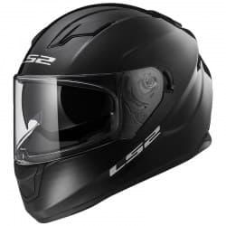 Шлем LS2 FF320 Stream Solid Black Mat