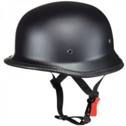 Немецкая каска Awina AIX-007 Black Mat
