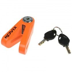 Мотозамок Kovix KV1 Orange