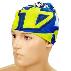 Бафф Motorace KSH-013 Blue/Yellow
