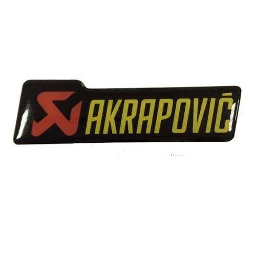 Наклейка Akrapovic