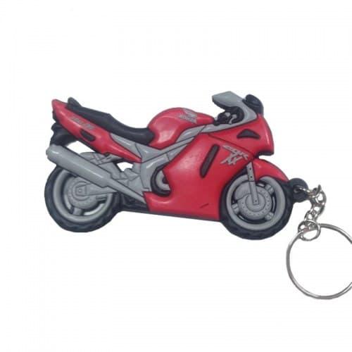 Брелок Motorace MTL-008 Red/Grey