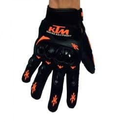 Мотоперчатки KTM Motorace TB-03 Black/Orange