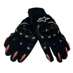 Мотоперчатки Alpinestars Summer Black