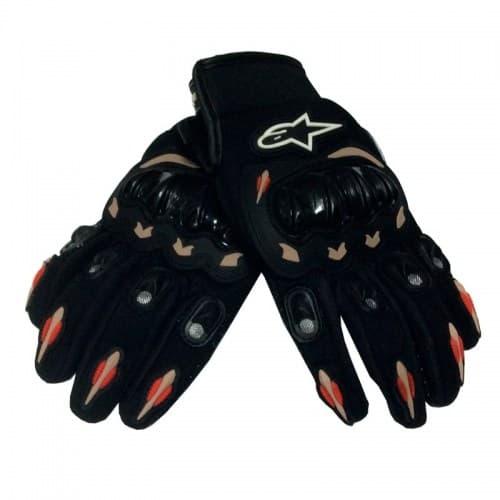 Мотоперчатки Alpinestars Summer Black