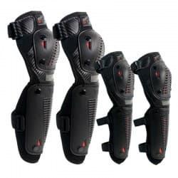 Наколенники и налокотники Scoyco K10 H10 Black
