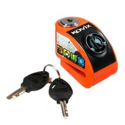 Мотозамок Kovix KD6 Orange