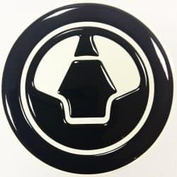 Наклейка на крышку бака GK-66