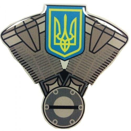 Наклейка универсальная GK-79
