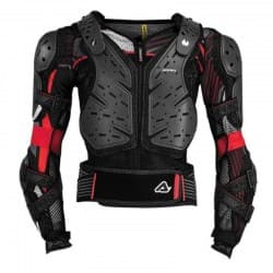 Моточерепаха Acerbis Koerta 2.0 Body Armour Black