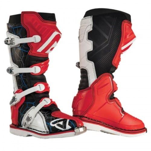Мотоботы Acerbis X-Pro V Red/White/Black