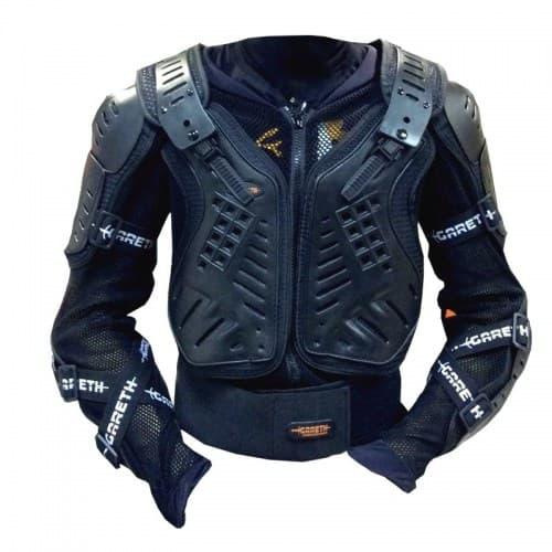 Моточерепаха Gareth Buzer Scorpion Black