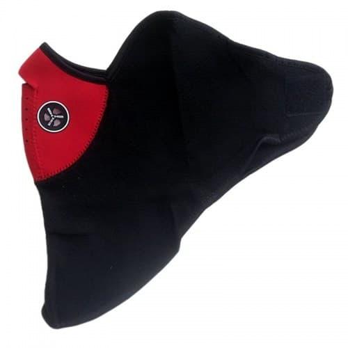 Мото маска Motorace PA-09 Red/Black