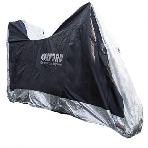Чехол на мотоцикл Oxford Aquatex Silver Top Box