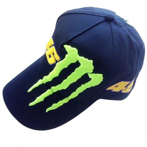 Бейсболка Motorace FKL-03 (Monster Energy)