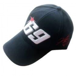 Бейсболка Motorace FKL-08 (69 Nicky Hayden)