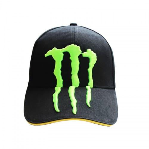 Бейсболка Motorace FKL-55 (Monster energy)