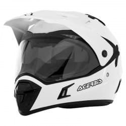 Мотошлем Acerbis Active Dual Sport White
