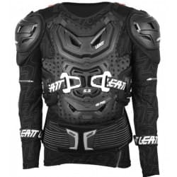 Моточерепаха Leatt Body Protector 5.5 Black