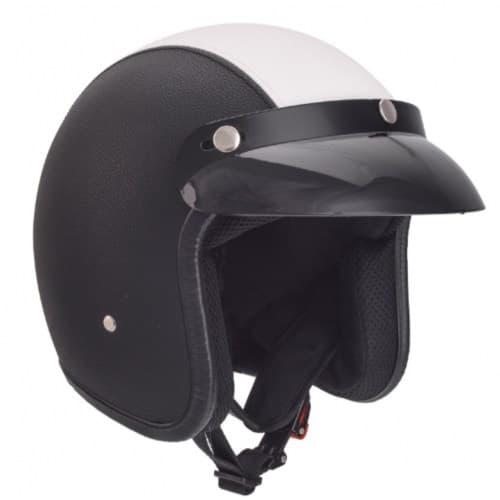 Шлем Awina AIX-008 Black/White
