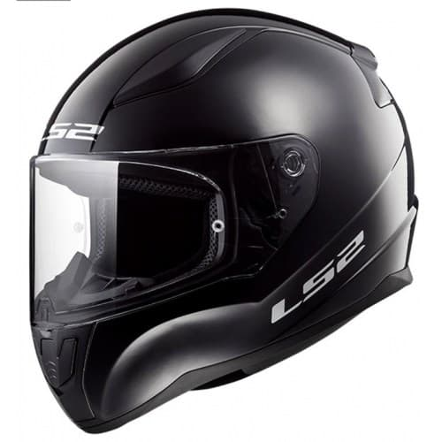 Шлем LS2 FF353J Rapid Solid Junior Black